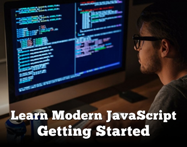 Image representing Learn Modern JavaScript: Getting Started course.